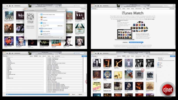 Tutoriel : Transférer de la musique avec iTunes 11