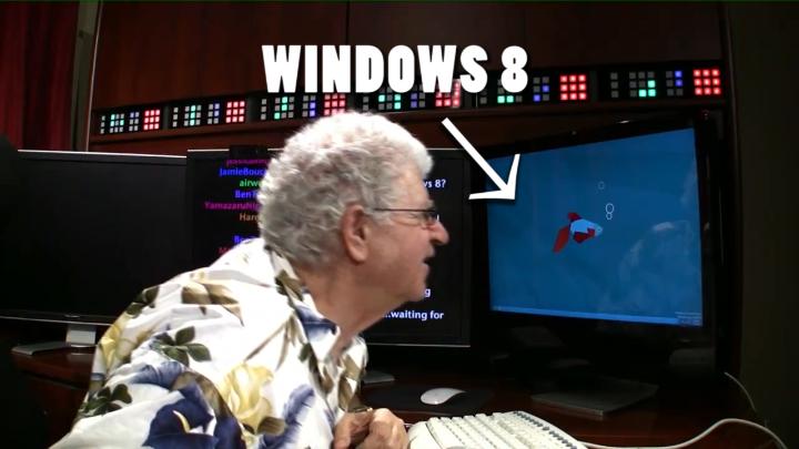 Semaine connectée 37 : robot musclé, Windows 8, GoPro Hero 3, poussette bolide !