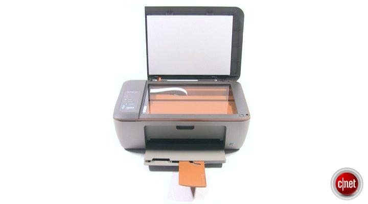 Démo de l'imprimante HP Deskjet 2510