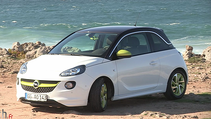 Opel Adam : la mini citadine personnalisable