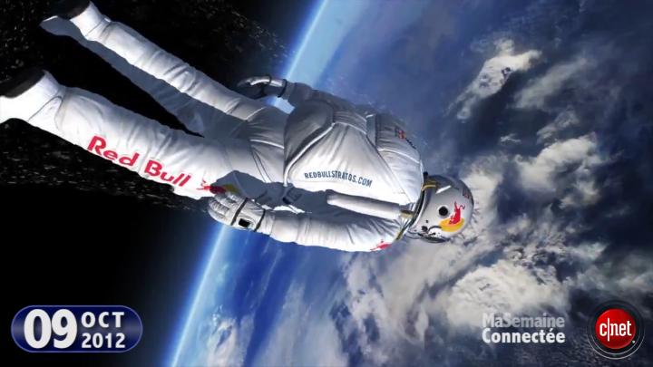 Semaine connectée 36 : doudoune et like Facebook, Red Bull Stratos, Street View sous l'eau !