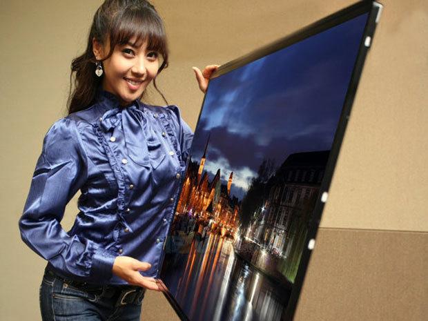 CES 2013 : l'OLED peut-être, mais l'Ultra HD d'abord