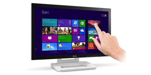 Un moniteur tactile pour Windows 8