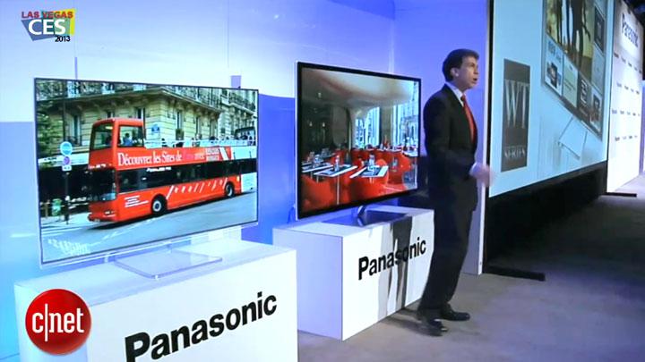 CES 2013 : Panasonic VIERA}