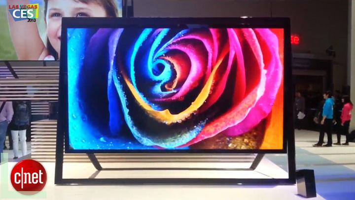 CES 2013 : Un téléviseur 110 pouces chez Samsung}