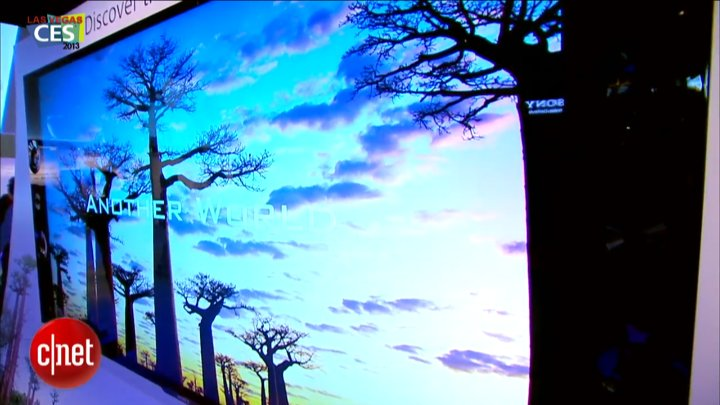CES 2013 : Sony Bravia X900A}