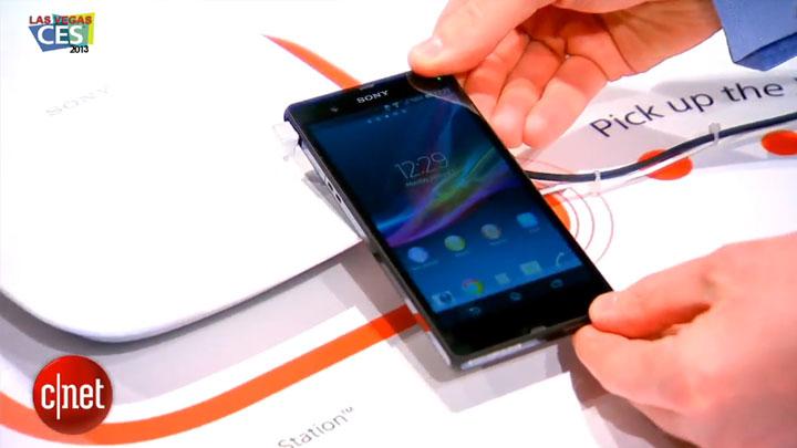 CES 2013 : Sony mise sur le NFC}