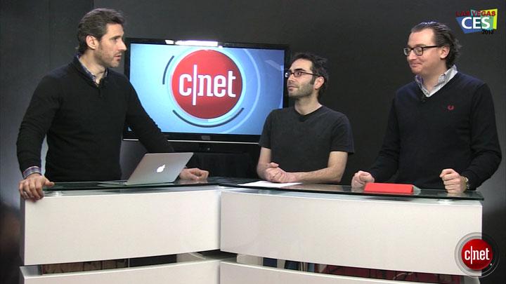 CES 2013 : photo, tablette, PC hybride, gaming et INTEL