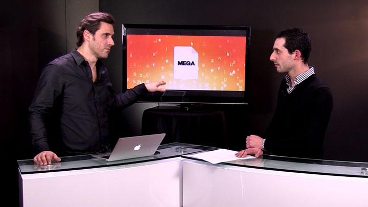 CNET Live : Mega, le successeur de MegaUpload