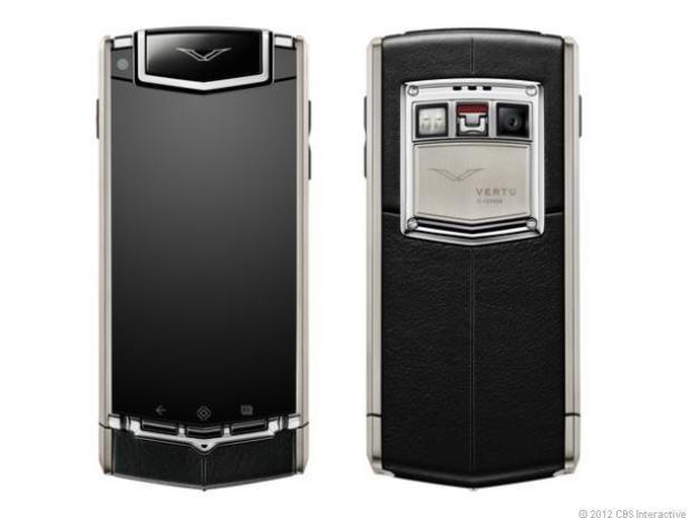 8000 euros pour le smartphone Android de Vertu