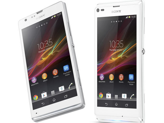 Sony enrichit sa gamme de smartphones avec les Xperia SP et L