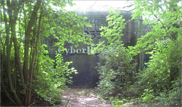 Le bunker de Cyberbunker