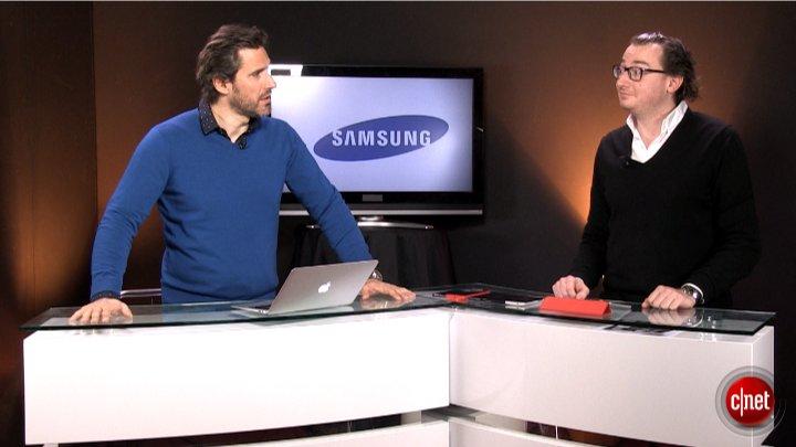 CNET Live : Le Galaxy S4, simple mise à jour ou nouveau smartphone ?