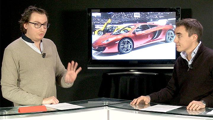 CNET Live : Playstation 4 et Salon auto de Genève