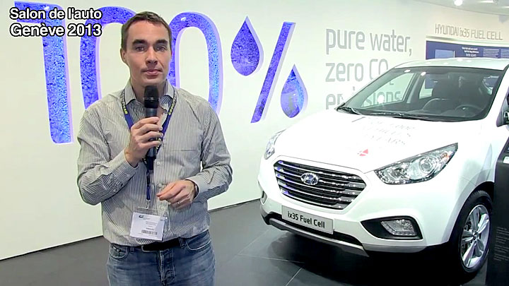 Genève 2013 : Hyundai ix35