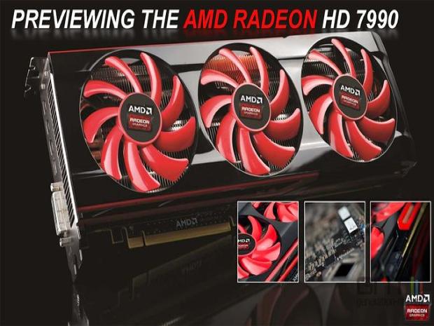 AMD lance sa Radeon HD 7990 : la carte graphique la plus puissante du moment