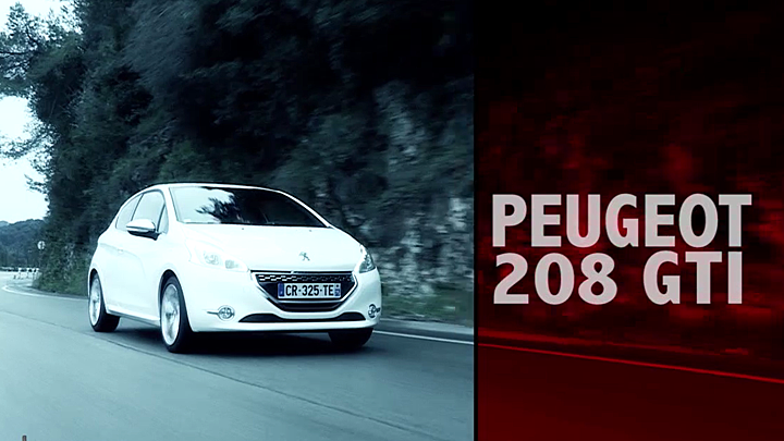 Essai : Peugeot 208 GTI