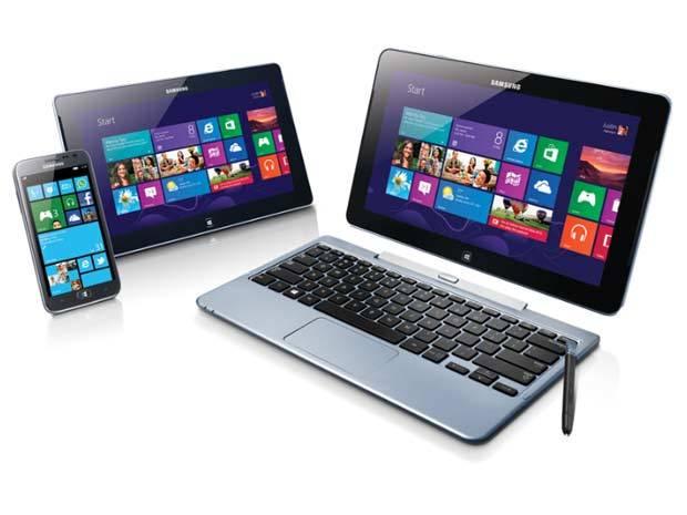 La nouvelle gamme de PC Samsung ATIV effective en France