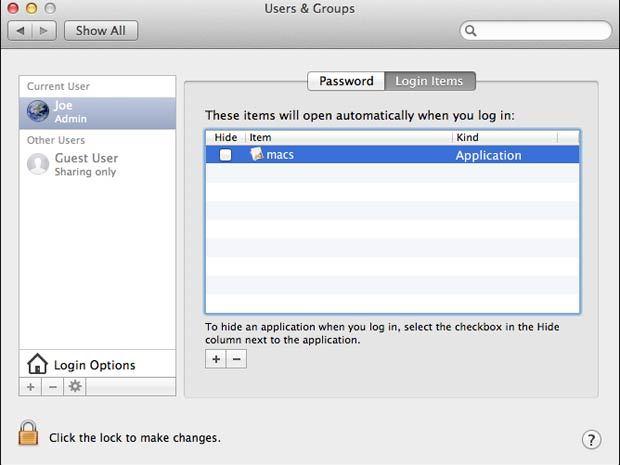Le malware pour Mac qui prend des captures décran