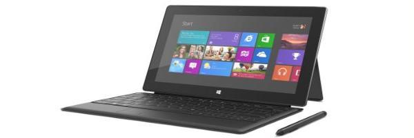 Microsoft Surface Pro : prise en main et premières impressions