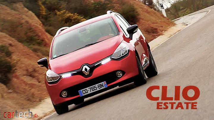 Essai Renault Clio Estate