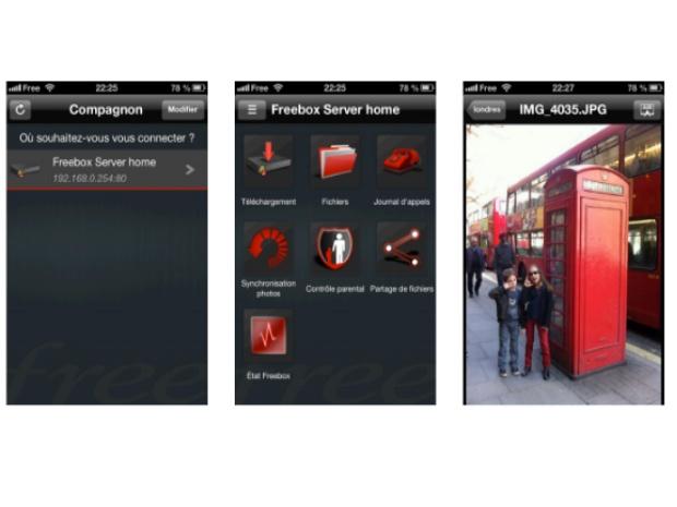 free box interface revolution compagnon