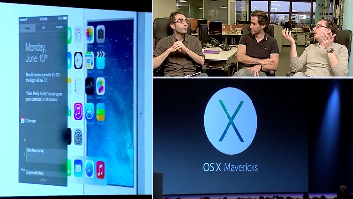 Apple : les nouveautés du WWDC 2013 - Cnet Live