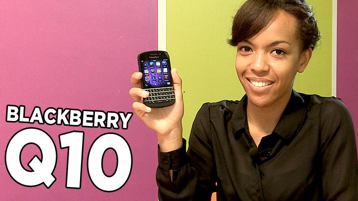 BlackBerry Q10 : le test