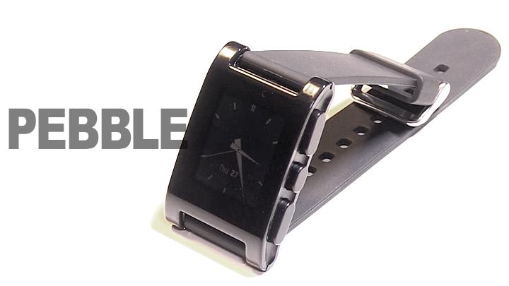 Pebble Watch : le test}