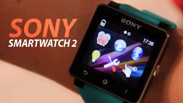 SmartWatch 2 de Sony : prise en main