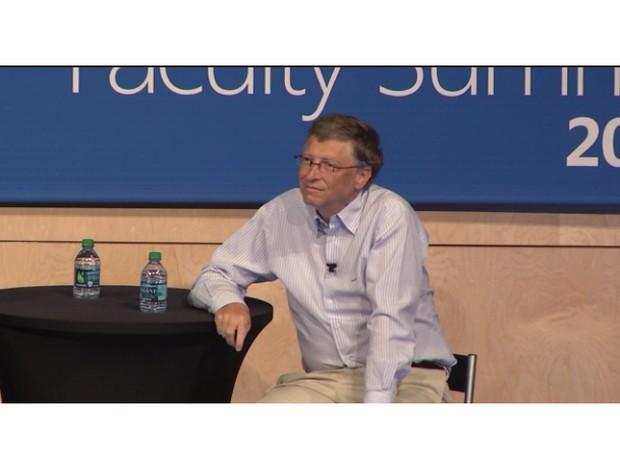 Bill Gates s'exprime sur l'enseignement, la santé et l'innovation