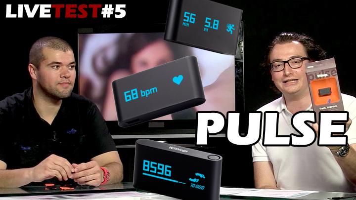 Le Pulse dans le Live Test #5}