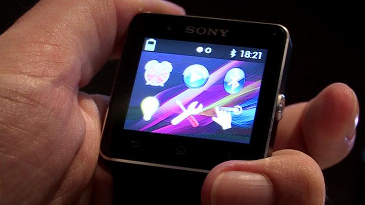 La Sony Smartwatch 2 se dévoile}