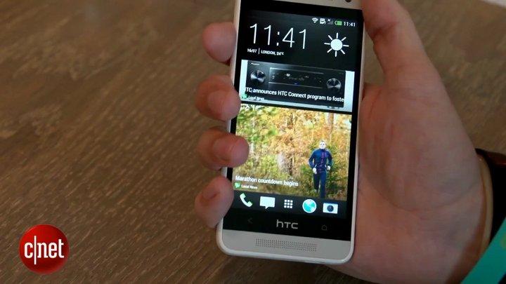 HTC One Mini, la prise en main}