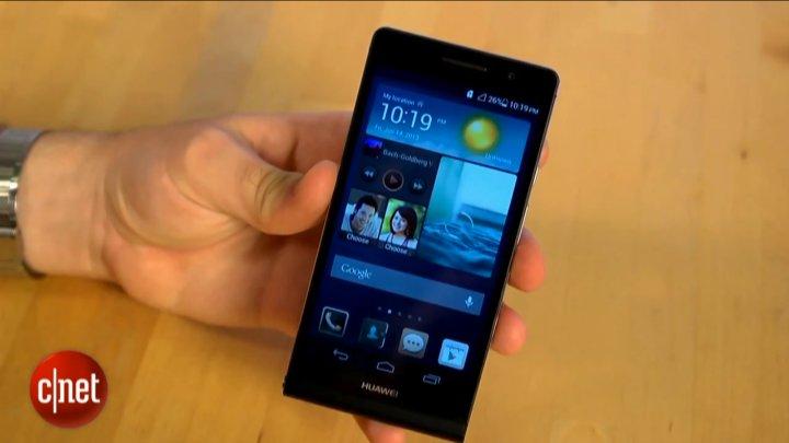 Huawei Ascend P6, la prise en main