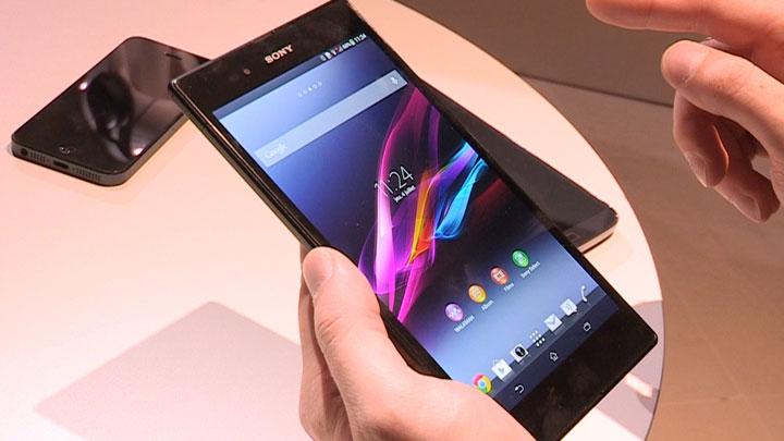 Sony Xperia Z Ultra, la prise en main}