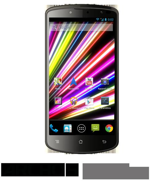 smartphone archos Oxygen 50