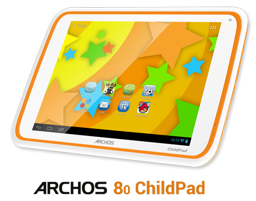 archos childpad 80