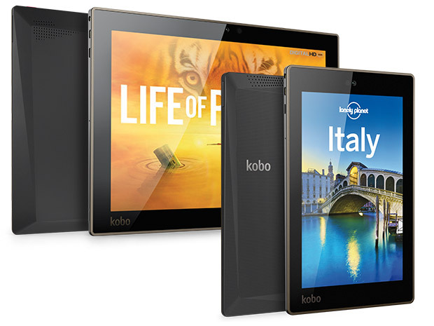 Kobo Arc, Arc 7HD, Arc 10HD