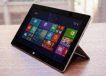 Microsoft Surface 2, Windows RT 8.1 passe à la Full HD