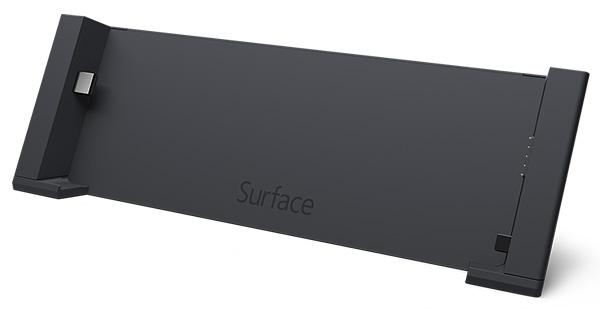 Station d'accueil dock de la Surface Pro 2