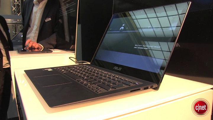 Asus Zenbook UX301 : IFA 2013}
