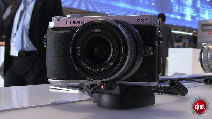 Panasonic Lumix GX7 : IFA 2013}
