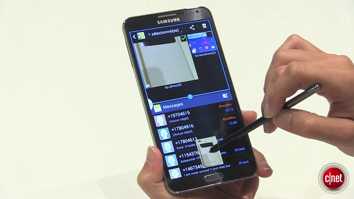 Samsung Galaxy Note 3 : IFA 2013}