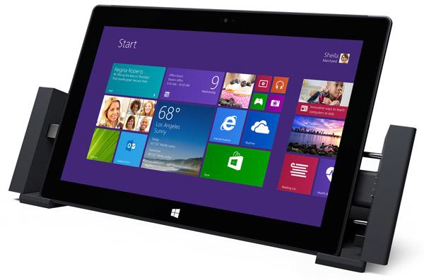 Station d'accueil dock pour Surface Pro 2