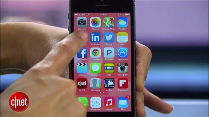 Tutoriel iOS 7 : Economiser sa batterie}
