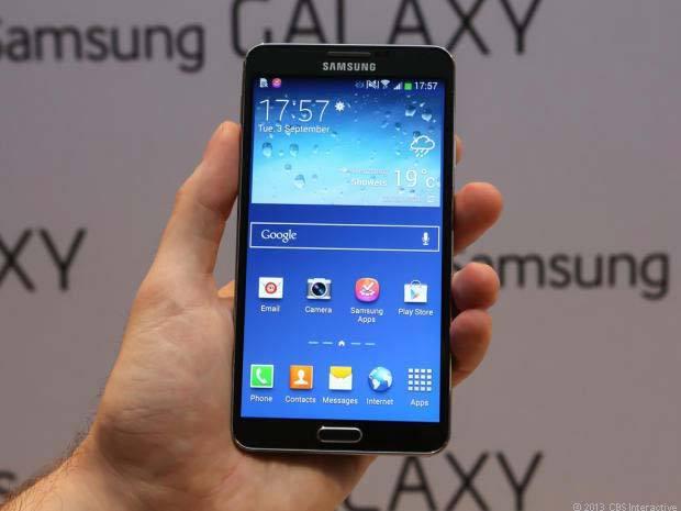 Tricherie sur les tests de performance du Galaxy Note 3 : Samsung se défend