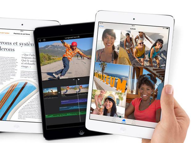 Bon plan : l'iPad mini retina à 250€