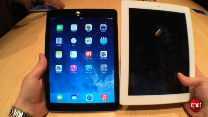 Les iPad Mini Retina et iPad Air : notre avis