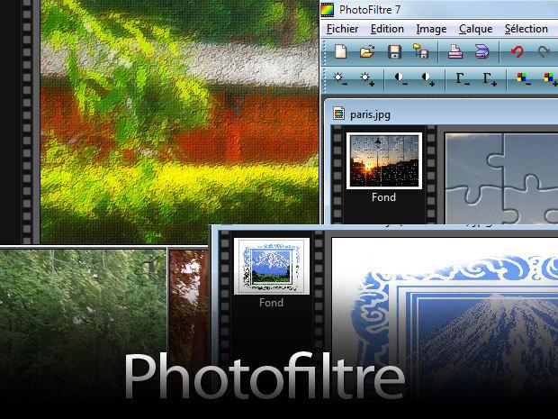6 tutoriels pour retoucher vos photos avec PhotoFiltre